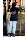 ACDC Black Ice kids sweater photoshoot