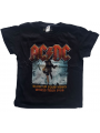 AC/DC T-shirt til børn   Blow Up Your Video
