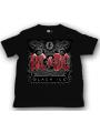 AC/DC T-shirt til børn | Black Ice