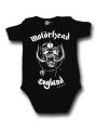 Motörhead-body til babyer – England