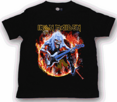 Iron Maiden T-shirt til børn | FLF