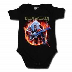 Iron Maiden FLF-body til babyer