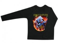 Iron Maiden langærmet t-shirt til børn | FLF