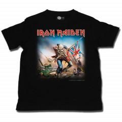 Iron Maiden T-shirt til børn | Trooper