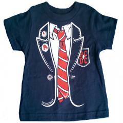 AC/DC T-shirt til baby | Red Tie