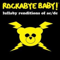 AC/DC Rockabyebaby-cd