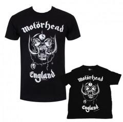 Duo-rocksæt | Motörhead Far T-shirt & T-shirt til børn