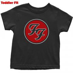 Foo Fighters T-shirt til børn | Logo Red