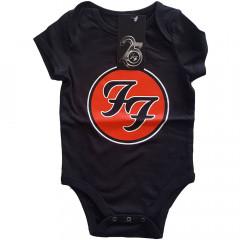 Foo Fighters Logo Red-babybody