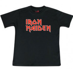 Iron Maiden T-shirt til børn | Logo