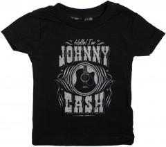 Johnny Cash T-shirt til børn | I'm Johnny