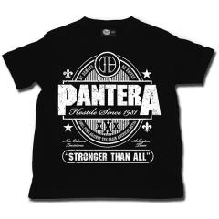 Pantera T-shirt til børn   Stronger Than All
