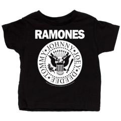 Ramones T-shirt til baby | Full White