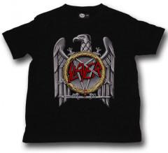 Slayer T-shirt til børn   Silver Eagle