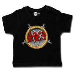 Slayer Baby t-shirt Pentagram (Clothing)