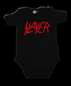 Slayer Logo-body til baby | Baby-metal