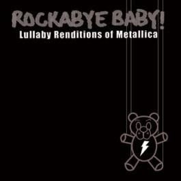 Metallica Rockabyebaby-cd