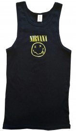 Nirvana-tanktop | Smiley