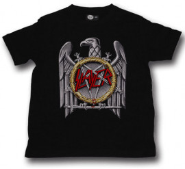Slayer T-shirt til børn | Silver Eagle
