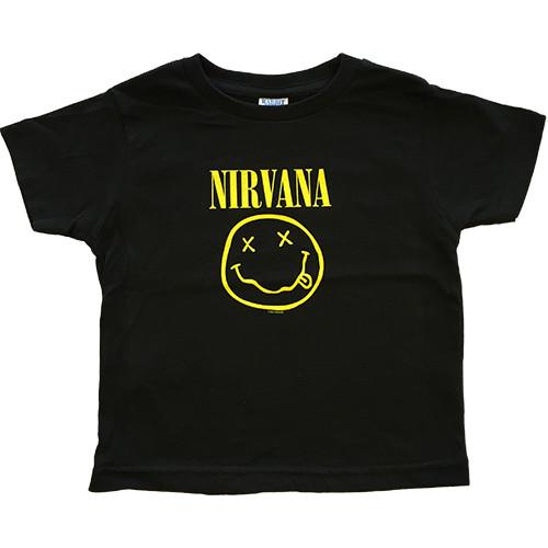 Nirvana T-shirt til børn | Smile
