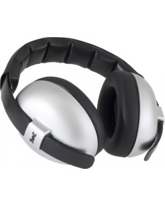 BabyBanz Høreværn i sort – Baby