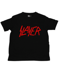 Slayer T-shirt til børn | Logo Red