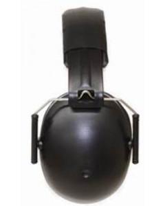 BabyBanz Høreværn i sort – Børn