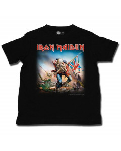 Iron Maiden T-shirt til børn | Trooper