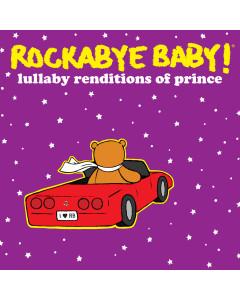 Prince Rockabyebaby-cd