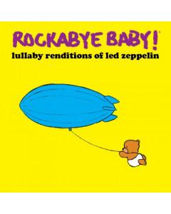 Led Zeppelin Rockabyebaby-cd