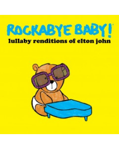 Elton John Rockabyebaby-cd