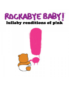Pink Rockabyebaby-cd