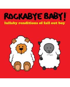 Fall Out Boy Rockabyebaby-cd