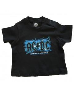AC/DC T-shirt til baby | Thunderstruck