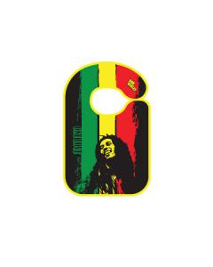 Baby Rock hagesmæk Bob Marley One love