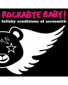 Aerosmith Rockabyebaby-cd