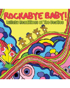 The Beatles Rockabyebaby-cd