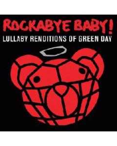 Green Day Rockabyebaby-cd