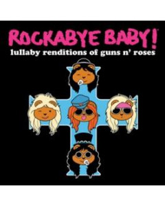 Guns n' Roses Rockabyebaby-cd