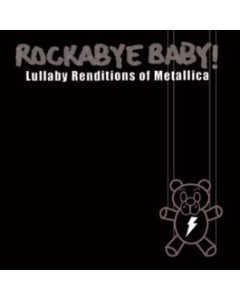 Metallica Rockabyebaby-cd