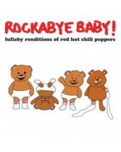 Red Hot Chili Peppers Rockabyebaby-cd