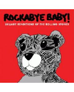 The Rolling Stones Rockabyebaby-cd