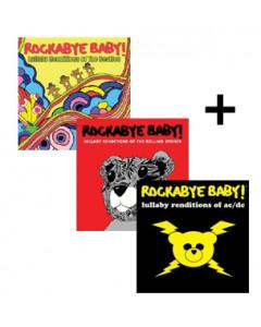 Gavesæt Rockabyebaby Classic Set