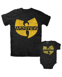 Duo-rocksæt | Wu-Tang Clan Far T-shirt & Wu-Tang Clan-babybody