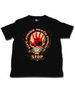 Five Finger Death Punch T-shirt til børn