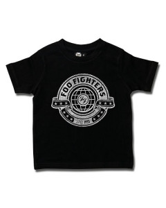Foo Fighters T-shirt til børn