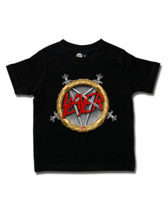 Slayer T-shirt til børn | Pentagram