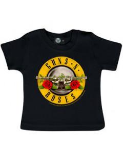 Guns n' Roses T-shirt til baby | Bullet Logo