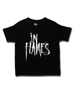 In Flames T-shirt til børn