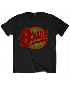 David Bowie T-shirt til børn | Diamond Logo